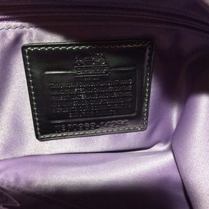Handbags - ADDITIONAL PICTURES & INFO RE: COACH BAG